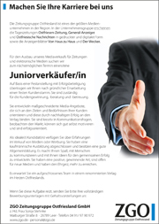 Juniorverkäufer/in