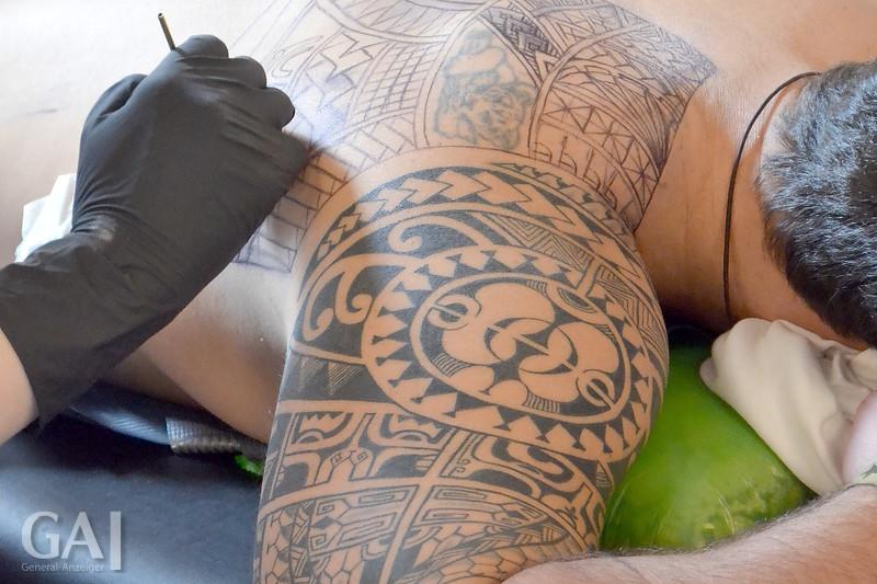 Tattoo-Messe wieder im Ostfriesen-Hof - General-Anzeiger