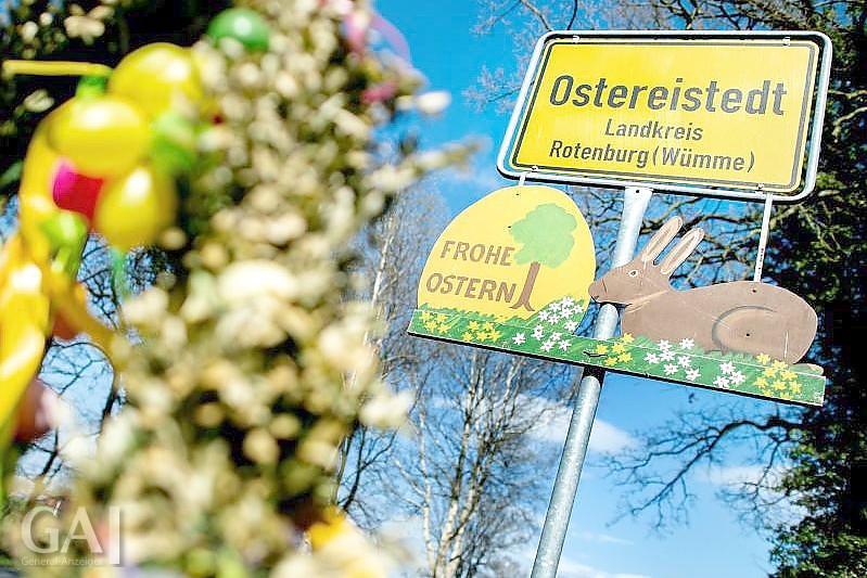 Wetter Ostereistedt