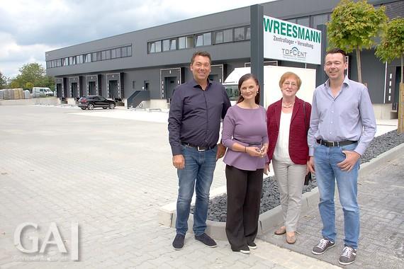 drei millionen euro f r neue firmenzentrale general anzeiger. Black Bedroom Furniture Sets. Home Design Ideas