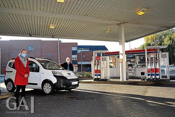 Tankstellen-Betreiberin beklagt hohe Umsatzeinbußen ...