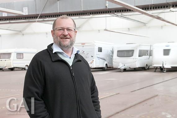 Erst Flüchtlinge, nun Wohnwagen untergebracht   General Anzeiger