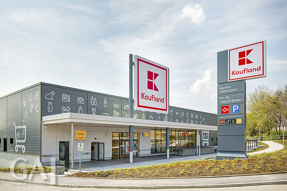 kaufland zieht in den leeraner emspark ein general anzeiger. Black Bedroom Furniture Sets. Home Design Ideas