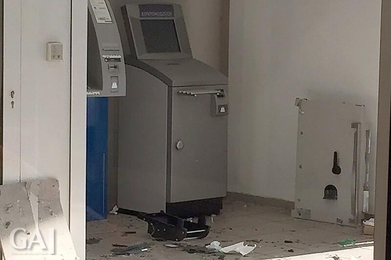 Geldautomat Gesprengt News
