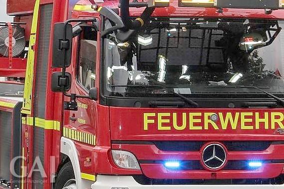 Brennende Mülltonne setzt Schuppen in Brand - General-Anzeiger
