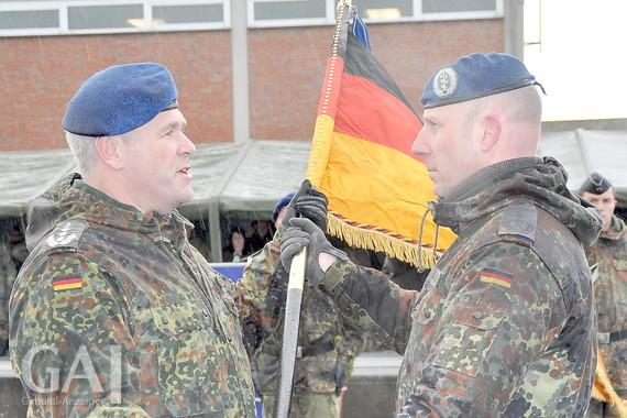 Bundeswehr stärkt Standort Leer - General-Anzeiger | {Arzt bundeswehr 72}