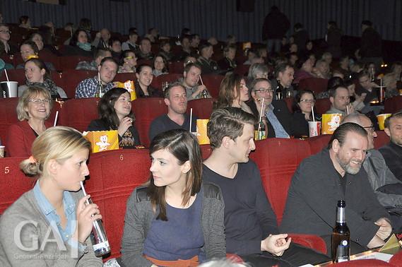 Leer-Krimi im Kino - General-Anzeiger