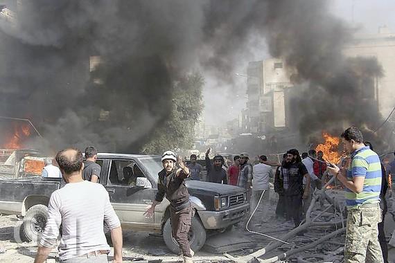 Wann Endet Der Krieg In Syrien